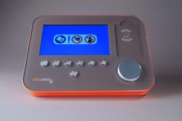 EMS-Fitnessgerät für EMS Training MAXSPEED 6