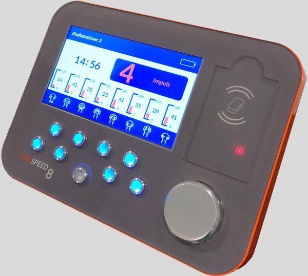 ems device gym fitness