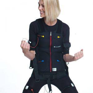 maxspeed ems-anzug komplett