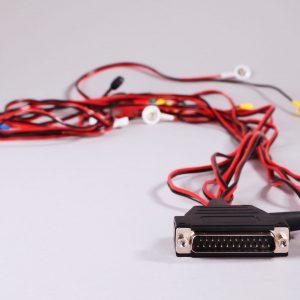 Kabelbaum für EMS-Training Elektroden