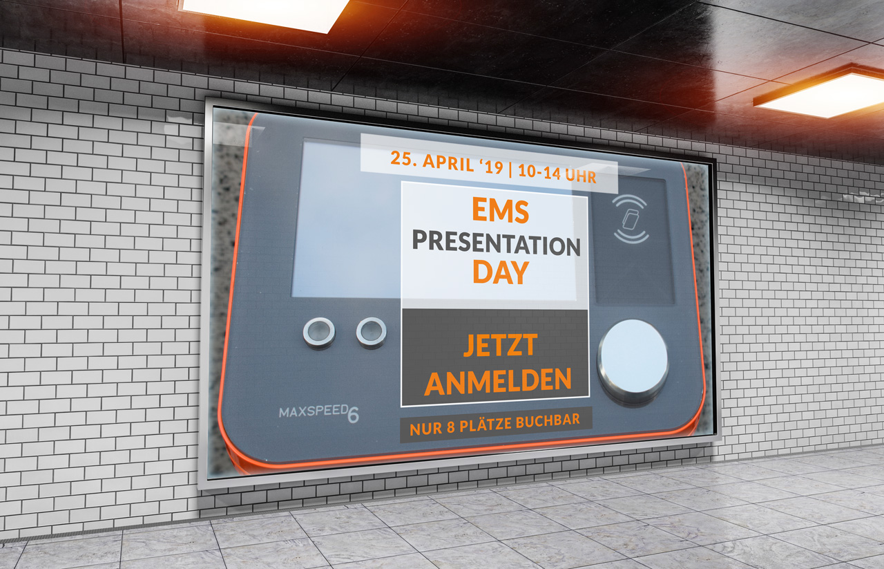 EMS-Marktübersicht und Informationen zu MAXSPEED im April 2019