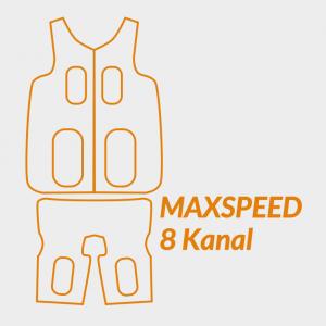 EMS Elektroden MAXSPEED 8